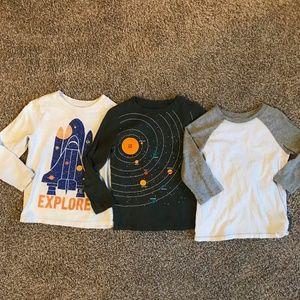 Old Navy Long-Sleeve Shirts Bundle